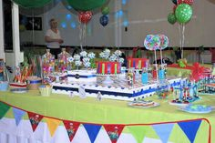 Handy Manny Birthday Party Ideas | Photo 1 of 22 | Catch My Party