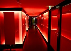 65 Ideas Red Lighting Room Aesthetic For 2019 Neon Rouge, Neon Noir, Back To Nature, Alien Queen, Red Light District, Ex Machina, No Dairy Recipes, Red Aesthetic, Devil Aesthetic