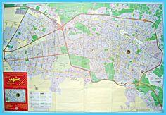 nice Map of Mashhad