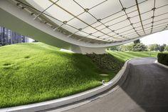 Galeria - Cobertura e Pavilhão de Serviço / Graft Architects - 4