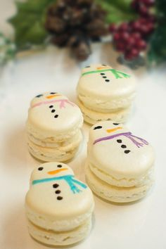 macarons shapes - Google Search
