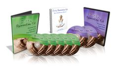 Birth Relaxation Kit: a complete birth hypnosis program