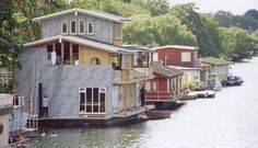 House Barges for Sale Louisiana | for sale and rent this one s still being built