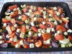Cuketa po řecku Czech Recipes, 20 Min, Fruit Salad, Food Inspiration, Ham, Salads, Food And Drink, Veggies, Low Carb