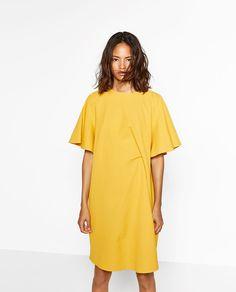 Bild 2 von DRAPED DRESS von Zara
