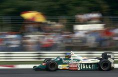 Benetton B186 BMW 1986