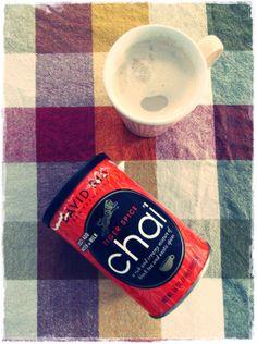 Cafetiz: Coffee-break: David Rio Tiger Spice Chai®... Mi té... My favourite chai tea latté