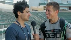 dan bailey crossfit | Interview: Dan Bailey 6th Place 2012 CrossFit Games on Vimeo