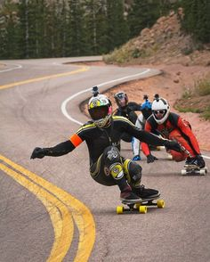 """Max Dubler explains why he's done with the race scene despite his love for downhill longboarding in this SkateSlate article titled """"My Excuse: Notes On Not Racing""""."""