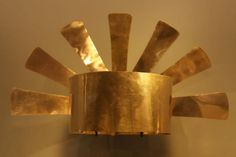 Golden crown in the Gold Museum | Museo del Oro | Colombia <3