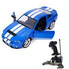 It Has A Fashionable Outlook And Full Function For Forward, Reverse, Left And Right. 1 X Ford Mustang Shelby RC Car - Blue. Full Function For Forward, Reverse, Left & Right. Rc Model, Model Car, Cheap Rc Cars, Rc Cars For Sale, Rc Cars And Trucks, Ford Mustang Shelby Gt500, Remote Control Cars, Sports Toys, Blue Gift