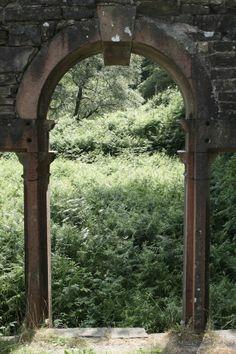Errwood Hall Peak Districk UK  #abandoned #errwood #hall #peak #districk #photography