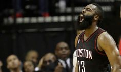 Rockets and James Harden win big in Round 1 of MVP showdown = If this MVP bout between Houston's James Harden and Oklahoma City's Russell Westbrook were treated like a real boxing match, the series would have been called after Game 1 by knockout. Fortunately for Westbrook and the Thunder, NBA rules (and the desire for playoff revenue) ensure that….