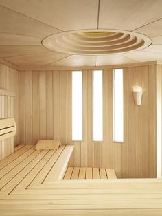 46 Sauna bath – Spa: The best ideas - Home Design Ideas Contemporary Saunas, Modern Saunas, Sauna Steam Room, Sauna Room, Design Sauna, Scandinavian Saunas, Sauna Hammam, Piscina Spa, Building A Sauna