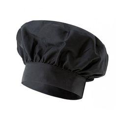 Gorro Francés Referencia  SERIE VAINILLA Marca:  Velilla  Gorro francés de cocinero con frunce. Cierre de velcro en la parte posterior para una mejor adaptación.