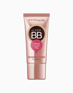 Super BB Cream with Super Cover SPF50 by Maybelline | BeautyMNL