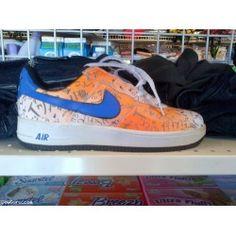 big sale df5f1 d3d3e Nike Air Force One Tennis Shoes Size 9 NWOB - 45.00 USD - (9800) -  Bidzinger