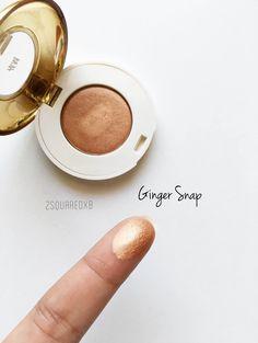 h&m cosmetics eyeshadow ginger snap