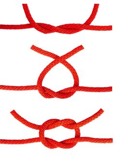 Survival Skills | How to Tie A Square Knot | Instructions