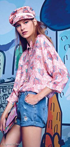 Patrizia Pepe Spring Summer 2015 Ready-To-Wear