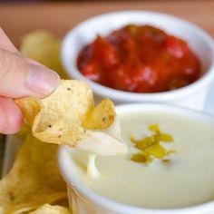 Queso Blanco Dip (White Cheese Dip)