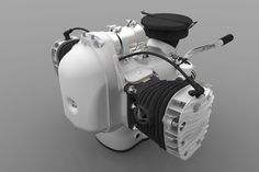 Engine & Gearbox for the M72 Project - STEP / IGES, SOLIDWORKS - 3D CAD model - GrabCAD