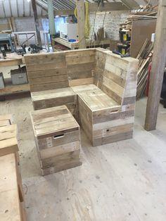 etsy pallet furniture. pallet furniture by artisancarpenters on etsy