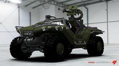 Warthog in Xbox 360 Forza 4