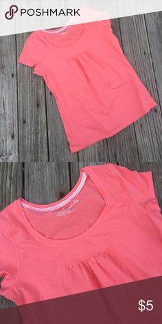 Coral Blouse BUNDLE DEAL!!!‼️ BUY 5 $5 SHIRTS GET ONE FREE OR BUY 6 ITEMS GET 20% OFF. Tops