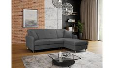 green CORNER pull out SOFA BED .With storage. Yellow Corner Sofas, Warren House, Pull Out Sofa Bed, Sofa Bed With Storage, Oak Coffee Table, Corner Sectional, Stylus, Living Room Furniture, Outdoor Furniture Sets