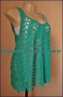Blog sobre artesanato em crochê!