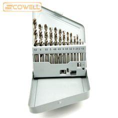 $7.60 (Buy here: https://alitems.com/g/1e8d114494ebda23ff8b16525dc3e8/?i=5&ulp=https%3A%2F%2Fwww.aliexpress.com%2Fitem%2F13-pcs-HSS-twist-drill-bits-set-metal-drilling-woodworking-DIY-tools-Metric-1-5-6%2F32700661034.html ) 13 pcs HSS M2 twist drill bits set metal drilling DIY tools Metric 1.5 - 6.5mm DIN338 jobber drill bit for stainless steel for just $7.60