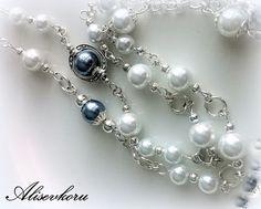 Alisev - koru: Avain/kaulakorujen valikoimaa  ja ALE!!  www.alisevkoru.com Ale, Pearl Necklace, Pearls, Jewelry, Fashion, String Of Pearls, Moda, Jewlery, Beaded Necklace
