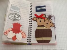 Punch ART From Stampin UP Punches Idea Book Handmade | eBay