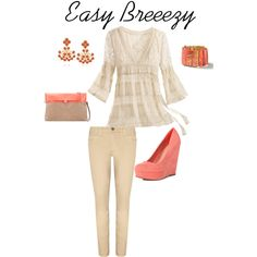Easy Breezy,,,I so want this top! , created by natalie-buscemi-hindman.polyvore.com