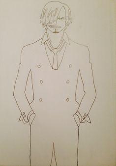 Vinsmoke Sanji, One Piece. By: Nuri