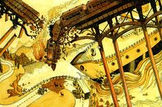 Doomsday Art: John Hendrix's Disaster Portfolio « Apocalypse Art