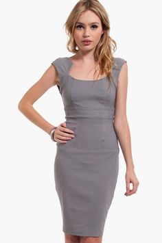 Cute work dress