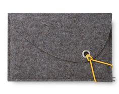 Felt case for iPad mini felt tablet case Tablet by ScanClassic Ipad Mini, 0 Bag, Leather Craft, Handmade Leather, Vintage Leather, Felt Case, Tablet Cover, Ipad Sleeve, Felt Diy