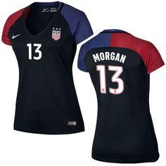 99b95290e Alex Morgan Away Women s Jersey 2016 USA Soccer Team Us Soccer