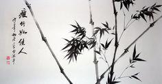 Bamboo,50cm x 100cm(19〃 x 39〃),2326040-z