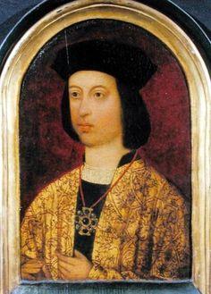 Spaanse Koning ferdinand. Overleed in 1516