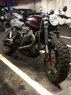 if i was rich. Moto Guzzi, Guzzi V7, Vintage Bikes, Vintage Motorcycles, Cars And Motorcycles, Scrambler Motorcycle, Motorcycle News, Concept Motorcycles, Motorcycle Manufacturers