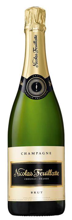 Nicholas Feuillatte -samppanja, 39 €. Alennus S-Etukortilla. 0,75 l pullo. Norm. 69 €. BIERHUIS ROTTERDAM, 1. KRS