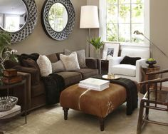 Wandfarbe Braun Zimmer Streichen Ideen In Braun Freshouse Für Farbe Braun  Ideen Sofa Im Wohnzimmer