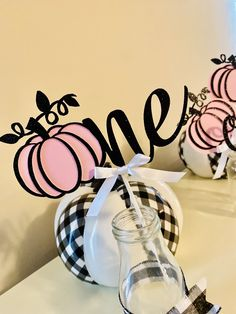 Excited to share this item from my #etsy shop: One Pumpkin Cake Topper- Pumpkin Birthday, Halloween Birthday, Pumpkin Party, 1st birthday pumpkin, our little pumpkin Pumpkin 1st Birthdays, Pumpkin Birthday Parties, Happy 1st Birthdays, Pumpkin Patch Birthday, Pumpkin First Birthday, Pink Halloween, Halloween Birthday, 1st Birthday Banners, 1st Birthday Girls