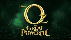 Oz The Great And Powerful [Soundtrack] - 05 - Where Am I, Schmooze A Witch