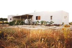 the dreamy house of the model Eugenia Silva in Formentera Island.