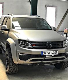 VW Amarok tuning #cartunning