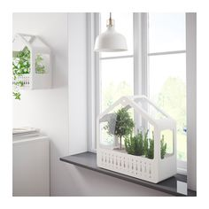 IKEA PS 2014 Greenhouse, white indoor/outdoor, white